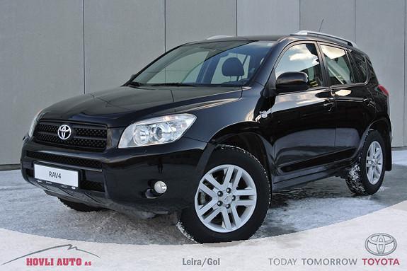Toyota RAV4 2,2 D-4D 4WD Executive H.feste - Motovarmer - Understellsbehandlet - 1 års garanti  2009, 109685 km, kr 199900,-