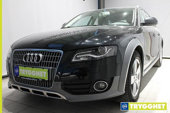 Audi A4 allroad 2.0 TDI 143 hk quattro Ryggekamera, Cruise, Hengerfeste, Navigasjon, BLuetooth