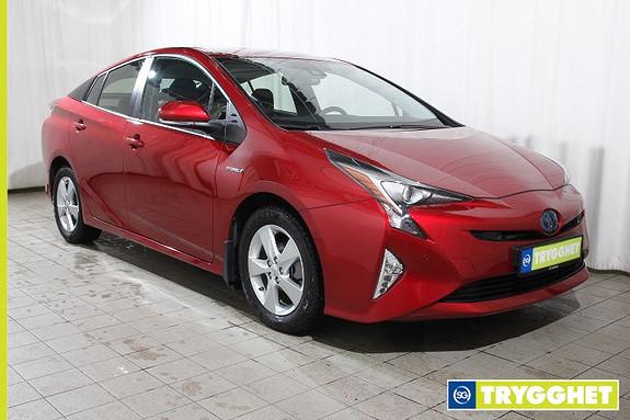 Toyota Prius 1,8 VVT-i Hybrid Executive Demobil-Skinn-Keyless-TSS-BiLED-DAB-Navi-Adapt.cruise