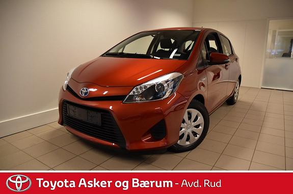 Toyota Yaris 1,5 Hybrid Active e-CVT INNBYTTEKAMPANJE  2013, 39800 km, kr 164000,-