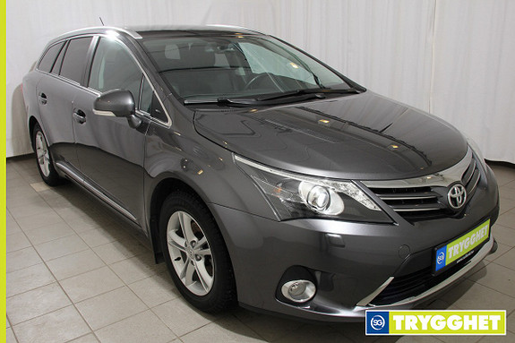 Toyota Avensis 2,0 D-4D 124hk Advance in Business