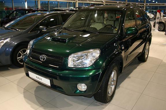 Toyota RAV4 2.0 D-4D Sport m/skinn&soltak  2005, 203096 km, kr 76000,-