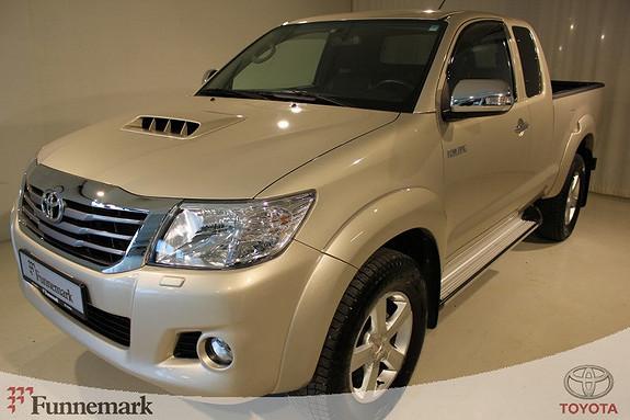 Toyota HiLux D-4D 144hk Extra Cab 4WD SR5  2014, 14050 km, kr 319000,-