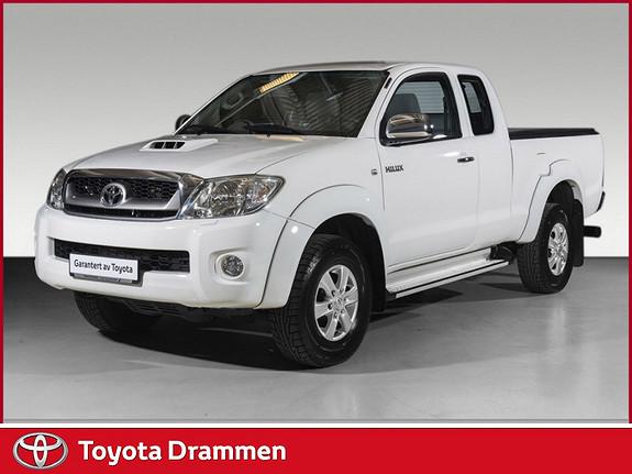 Toyota HiLux D-4D 143hk X-Cab 4wd SR5  2011, 48400 km, kr 249000,-