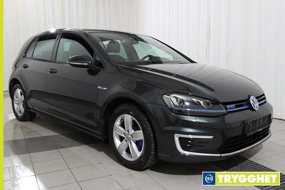 Volkswagen Golf 1,4 TSI 204hk SKINN.WEBASTO.NAVI.HENGERFESTE.ADAPTIV UNDERSTELL