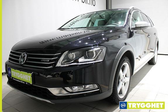 Volkswagen Passat Alltrack 2,0 TDI 177hk DSG 4M Exclusive WEBASTO, KROK, NAVI, *LAV KILOMETER*