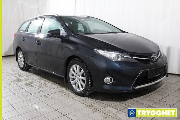 Toyota Auris Touring Sports 1,33 Active Ryggekamera-Aut.Klima-Bluetooth-DAB-Cruisecontrol