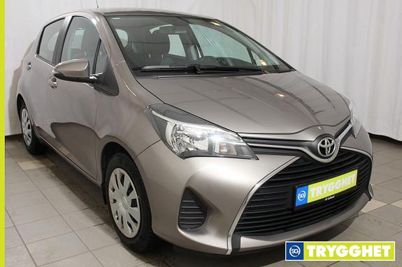 Toyota Yaris 1,0 Active med navigasjon