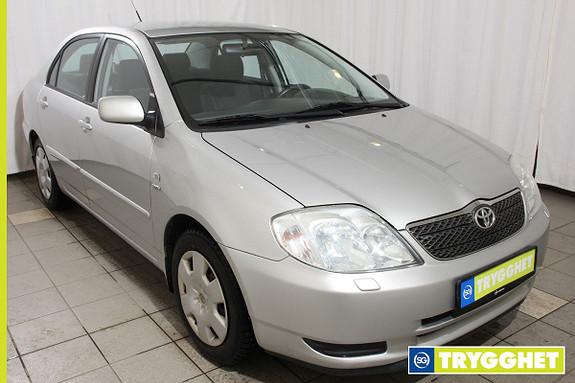 Toyota Corolla 1,4 Sol 4 dørs