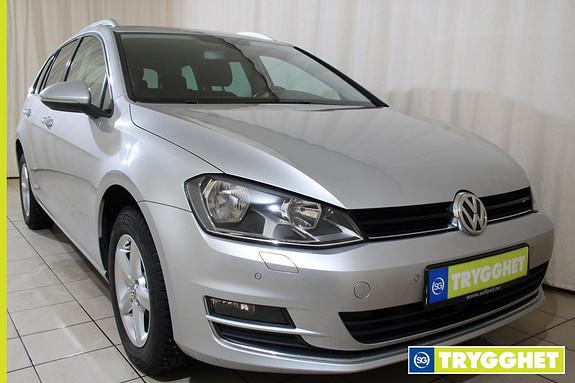 Volkswagen Golf 1,2 TSI 105hk Highline Stasjonsvogn, automatgir