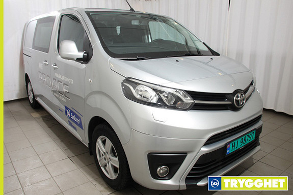 Toyota Proace 1,6 D 115 Comfort Medium L1H1