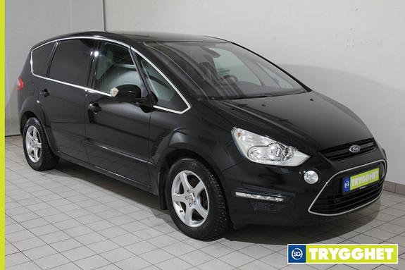Ford S-MAX 2,0 TDCi 140hk Titanium Aut. EN EIERS BIL MED KOMPLETT SERVICEHISTORIKK!!7 SETER!