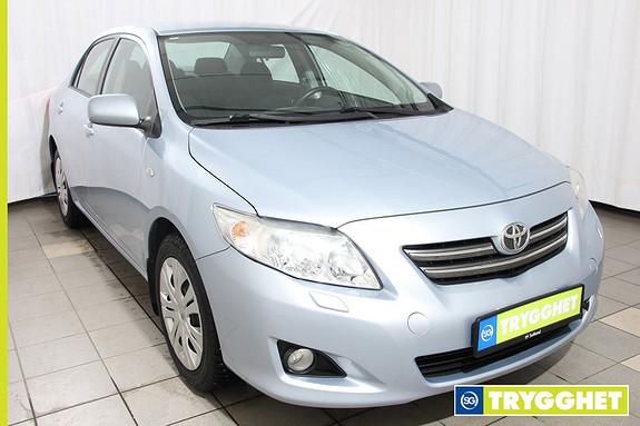 Toyota Corolla 1,4 Sol en eier se kilometer stand