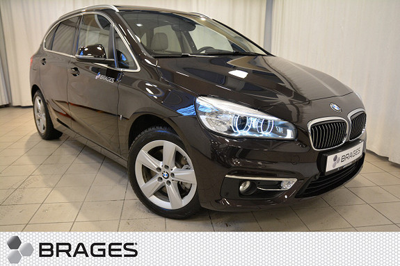 BMW 2-serie 225xe Active Tourer aut, NORSK LUXURY LINE PANO NAVI LED HIFI +++  2017, 4 900 km, kr 435 000,-