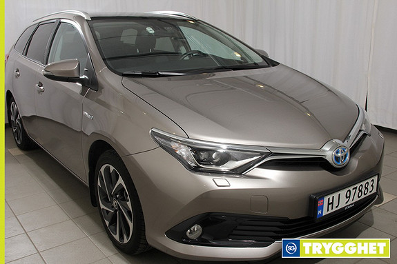 Toyota Auris Touring Sports 1,8 Hybrid Style Demobil, Ny i Norge
