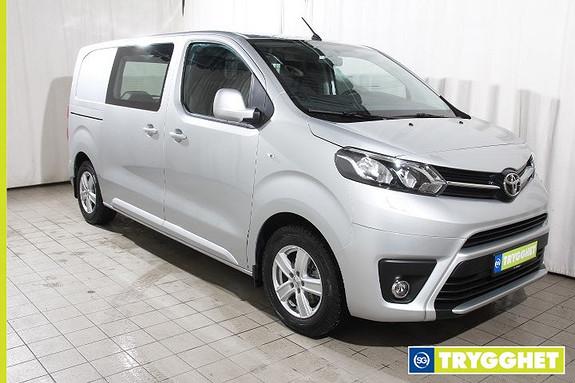 Toyota Proace 1,6 D 115 Comfort Medium L1H1 Demobil!-Nyeste utgave-Nybilgaranti-Regnsensor-DAB+