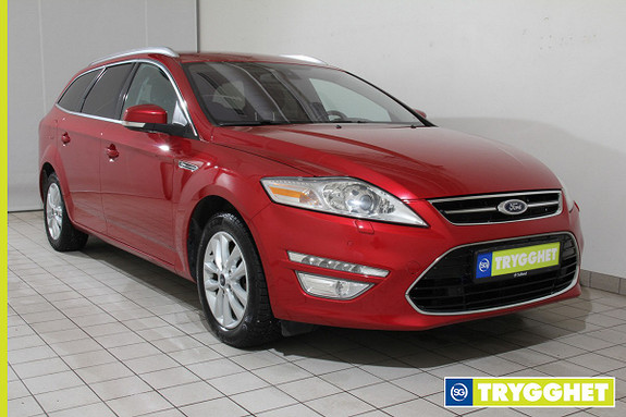 Ford Mondeo 2,0 TDCi 140hk Titanium Aut. DIESELVARMER!!EL SETER!! SERVICEHISTORIKK!!