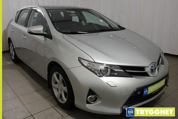 Toyota Auris 1,8 Hybrid E-CVT Active+ med navi