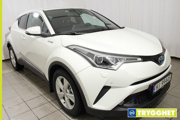 Toyota C-HR 1,8i Hybrid Supreme NORSK BIL