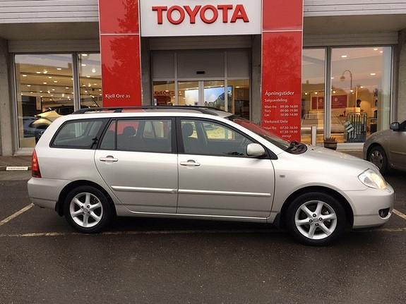 Toyota Corolla 1,4 D-4D Sol m/ hengerfeste  2006, 107136 km, kr 79000,-