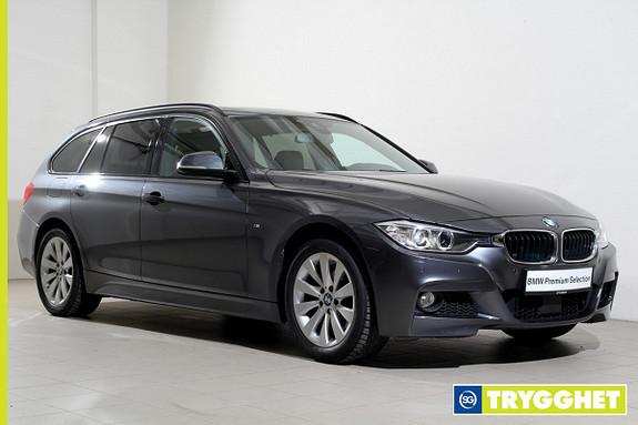 BMW 3-serie 320d xDrive Touring 163hk aut -Mpakke-NaviPro-HUD-ActiveCruise-DAB+-Kamera++