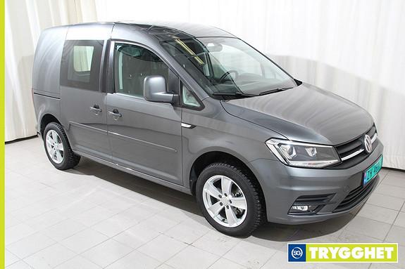 Volkswagen Caddy 102 TDI MYE UTSTYR-LAV KM