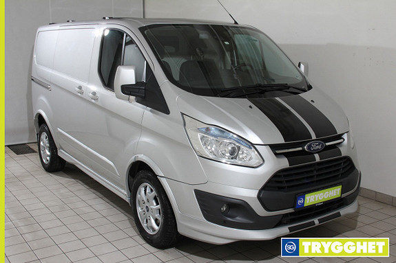 Ford Transit Custom 290 L1 2,2 TDCi 155hk Sport HENGERFESTE!!NAVI!!DAB!!RYGGEKAMERA++++