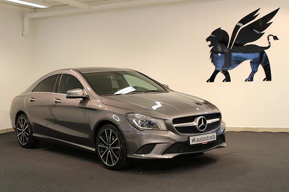 Mercedes-Benz CLA CLA180 Urban Navi, Xenon,Sensor,EU