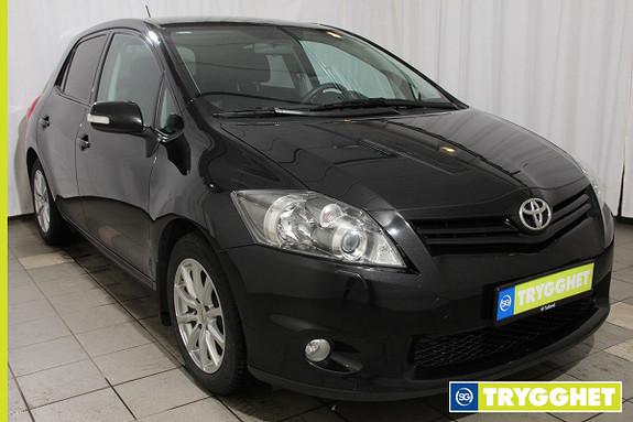 Toyota Auris 1,4 D-4D (DPF) Kuro S-Edition