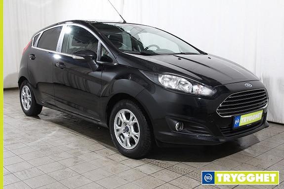 Ford Fiesta 1,0 80hk Trend LAV KM DAB
