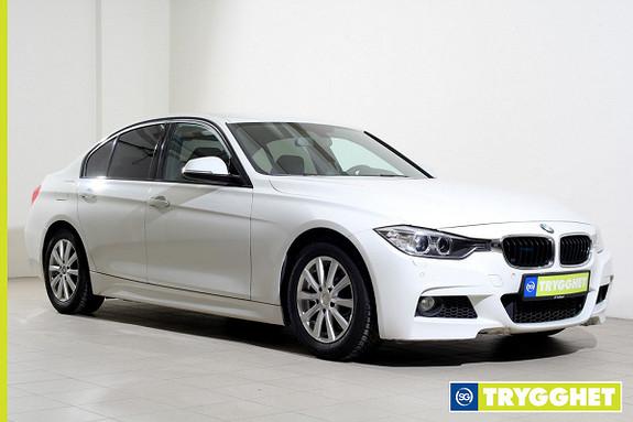 BMW 3-serie 318d 136hk aut -Msport-Bluetooth-DAB+-Xenon-Lyspakke-PDC++