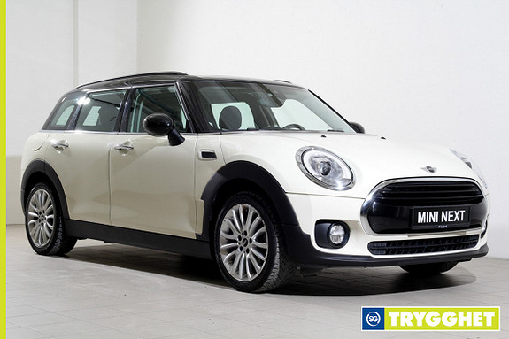 MINI Clubman Cooper aut -Navi-Panorama-ComfortAccess-LED-Lyspakke-DAB+-HarmanKardon++