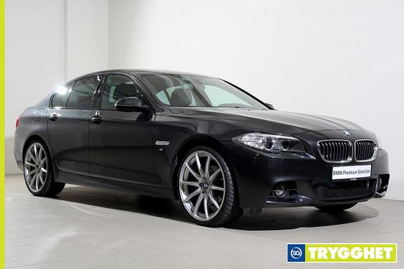 BMW 5-serie 520d xDrive 163hk Automat M-Sport/NaviProff/Skinn/21