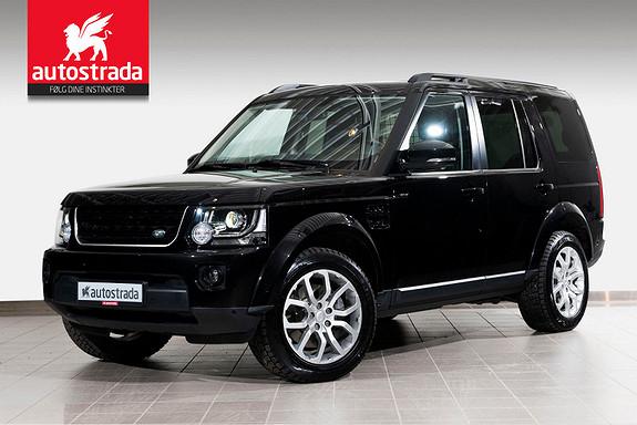 Land Rover Discovery SDV6 256hk Black Pack/Premium m/Alt