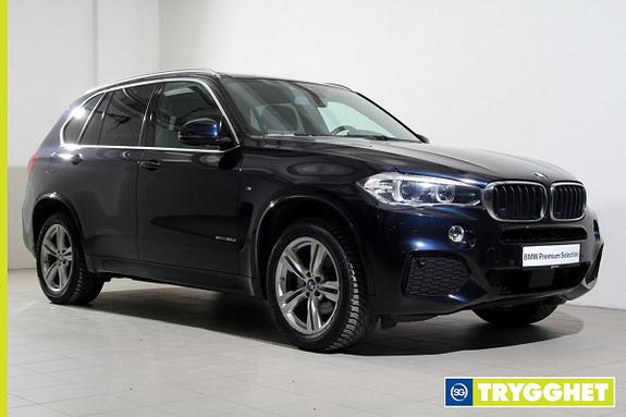BMW X5 xDrive30d M-Sport/Aktiv styring/Panotak/HUD/El.hfeste/NaviProff/El.bakluke/Ryggekamera +