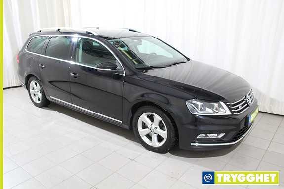 Volkswagen Passat 2,0 TDI 140hk BMT Exclusive R DSG Fj.Webasto/Skinn/Navi