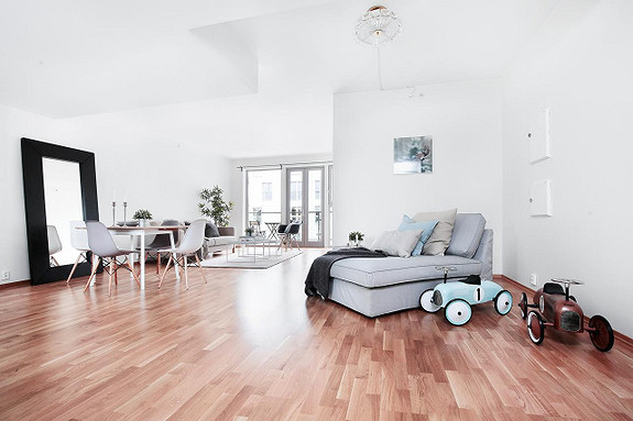 STRAUME: Stor og moderne 2 roms med heis og garasjeplass - Nytt bygg like ved Sartor Senter - Livsløpsstandard!