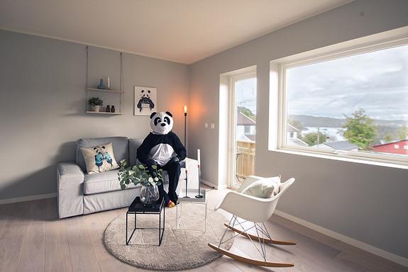Mathopen: Lekker 4-roms leilighet med flotte kvaliteter! Kraftig rehabilitert i 2017!