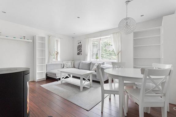 Flott 2-roms leilighet med attraktiv beliggenhet på sentrale Damsgård- Gangavstand til sentrum og flere Høyskoler