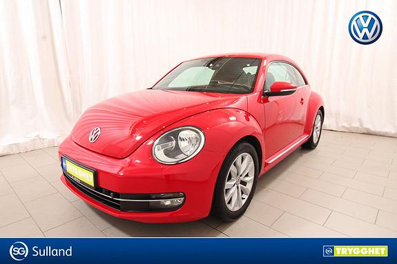 Volkswagen Beetle 1,2 TSI 105hk Design
