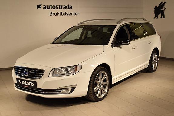 Volvo V70 D4 Summum DRIVE-E aut Webasto, VOC, DAB+,Navi,