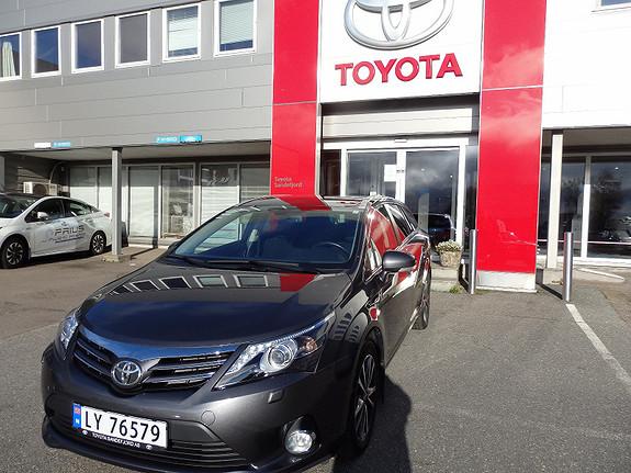 Toyota Avensis 1.8VVT-i Advance 2 In Business  2014, 80000 km, kr 249000,-