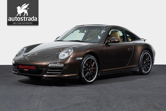 """Porsche 911 997 Crono Sportseksos Targa 4 Xenon Skinn 19"""""""