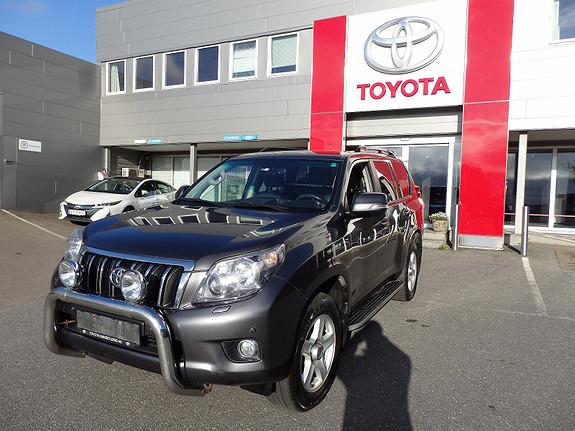 Toyota Land Cruiser 3.0D-4D VX Varebil  2011, 218000 km, kr 329000,-