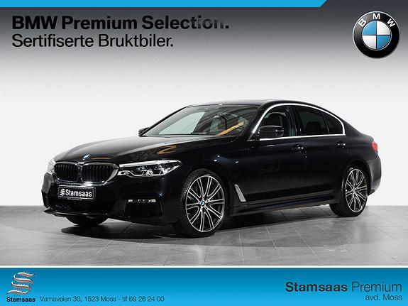 BMW 5-serie 520d xDrive 190hk aut M SPORT, ALT UTSTYR! NORSK!