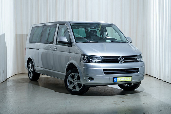 Volkswagen Transporter 2,0 TDI 180hk DSG 4M u/v. L Caravelleombygd, mye utstyr