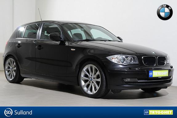 BMW 1-serie 118d (136hk) Automat Navigasjon-El.seter-Xenon-DAB++