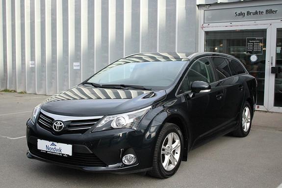 Toyota Avensis 1,8 147hk Premium Multidrive S SKINN, HENGERFESTE, NAVI  2012, 70500 km, kr 219000,-