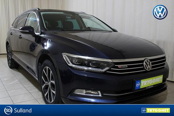 Volkswagen Passat 2,0 TDI 150hk 4MOTION Businessline SKINN;WEBASTO++