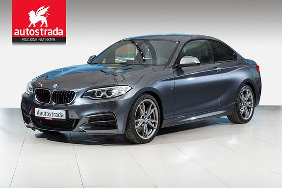 BMW 2-serie M240i xDrive M-sport 340hk